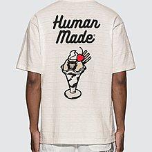 XinmOOn HUMAN MADE POCKET T-SHIRT #2 口袋 冰淇淋 短T 上衣 經典 短袖 標語 男