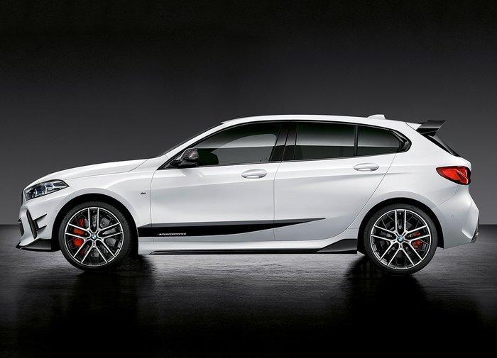 【樂駒】BMW F40 F44 M-Performance 前四後單 煞車系統 紅色卡鉗 改裝升級 制動