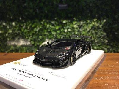 1/43 FuelMe LB-Works Aventador 50th LP700-4 FM43007JN03【MGM】