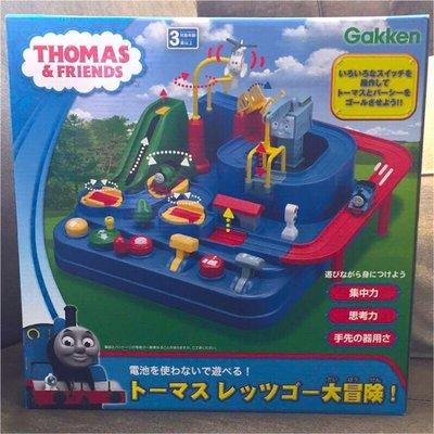 現貨⚡️湯瑪士大冒險/軌道小火車 日本Thomas正品玩具 手動/益智邏輯/慣性遊戲