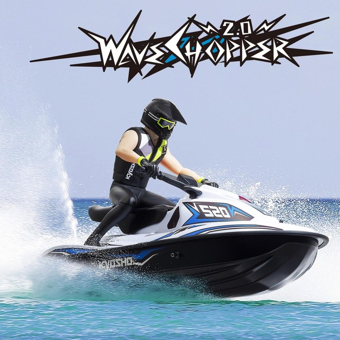大千遙控模型  日本京商Kyosho w/KT-231P 水上摩托車全套組 # 40211T2