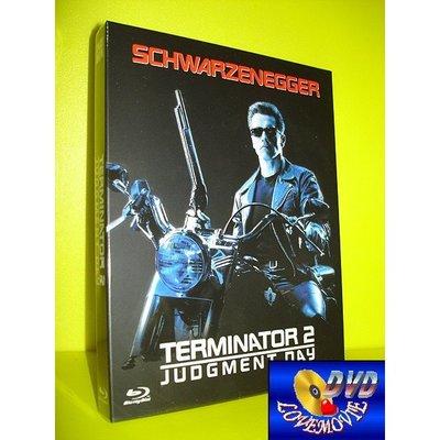 A區BD藍光正版【魔鬼終結者2外紙盒限定版 Terminator II (1991)】50 GB [含中文字幕]全新未拆