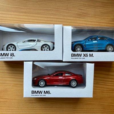 【This is Eddie】BMW 德國原廠貨~pullback 迴力車!