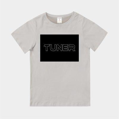 T365 MIT 親子裝 T恤 童裝 情侶裝 T-shirt 標語 話題 口號 標誌 美式風格 slogan TUNER