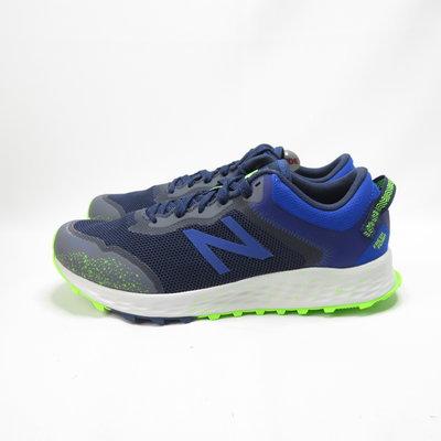 New Balance 慢跑鞋 運動鞋 公司正品 2E楦 MTARISY1 男款 藍色【iSport愛運動】