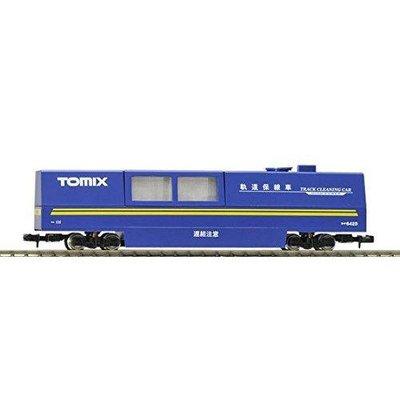缺貨中,TOMIX新品  6425  軌道清潔車 (藍色)