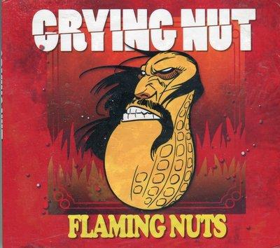 【嘟嘟音樂坊】Crying Nut Vol. 7 - Flaming Nuts  韓國版  (全新未拆封)