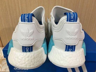極限量 Adidas NMD 白藍 聖保羅 US6.5(23.5cm)