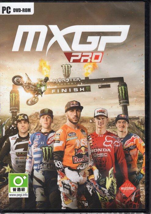 現貨中 PC遊戲 世界摩托車越野錦標賽 Pro MXGP Pro 英文版【板橋魔力】