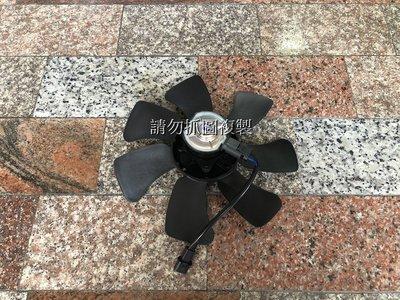 三菱 FORTIS OUTLANDER 07-14 全新 冷氣風扇 另有GALANT GRUNDER ZINGER 堅達