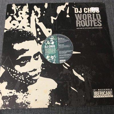 DJ Chus – World Routes (Part 1) 單曲 黑膠