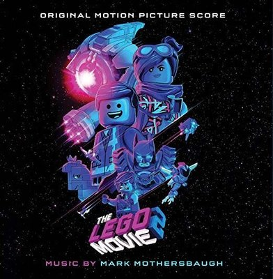 LEGO英雄傳2 The Lego Movie 2 OST CD 訂