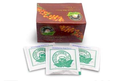 **來自喜馬拉雅** 不丹原裝 『沙棘』Sea Buckthorn 有機花草茶
