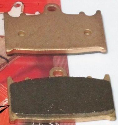 Tokico 對四單插銷卡鉗 Tokico 對四單插銷 金屬燒結 煞車皮 158HH