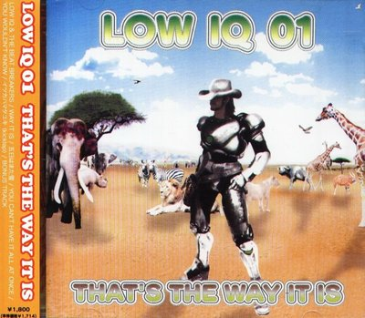 八八 - LOW IQ 01 - That's The Way It Is - 日版