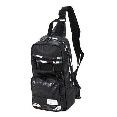 側背包~JAPAN ALPHA BAG 肩背包 腰包包 旅行包DK-12A