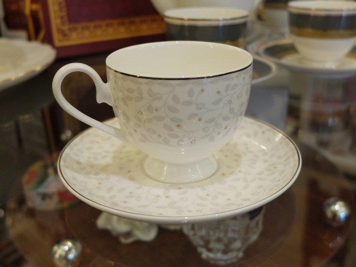 英國皇家公爵台灣系列紀念款~骨瓷杯~咖啡杯/茶杯盤組1 杯1盤禮盒裝~
