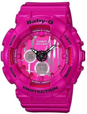日本正版 CASIO 卡西歐 Baby-G BA-120SP-4AJF 女錶 手錶 日本代購
