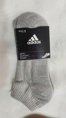 愛迪達短襪 襪子 運動襪 休閒襪 棉襪 灰色 男襪   27-29現貨 台北市