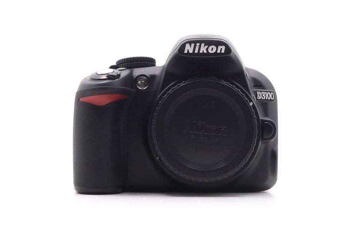 【台中青蘋果】Nikon D3100 單機身 二手 APS-C 單眼相機 快門次數約1590 #28739