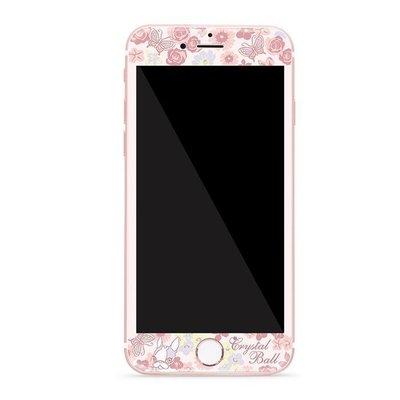 公司貨 iPhone6/6S Plus 5.5吋 Crystal Ball 滿版 珠光 9H 鋼化玻璃保護貼 玻璃貼
