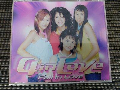 稀有宣傳版CD- 4 in Love - 2000年BMG唱片雙CD - 楊丞琳的最初專輯 NJ2