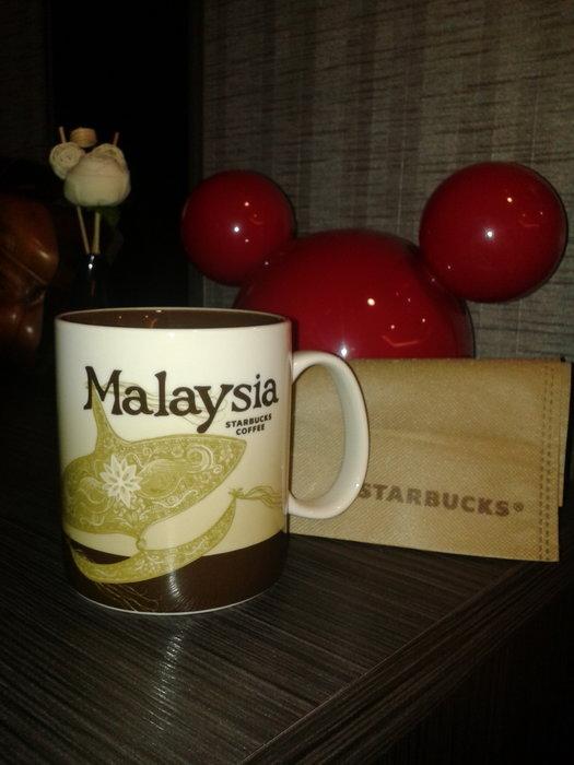 【STARBUCKS星巴克】馬來西亞 16OZ馬克杯 現貨 1000下標就賣