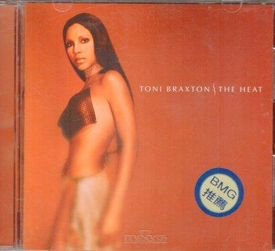 TONI BRAXTON--THE HEAT