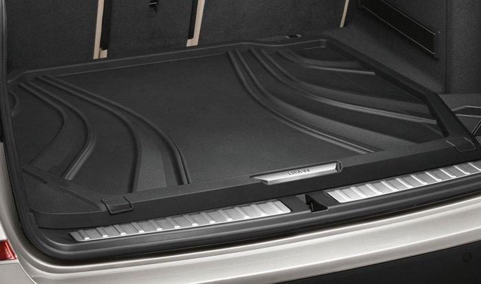 【樂駒】BMW F25 X3 F26 X4 原廠 行李廂 後車廂 襯墊 防水墊 車用 精品 車內 加裝 套件