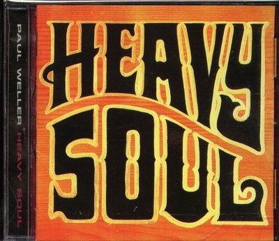 K - Paul Weller - A Piece Of Heavy Soul - 日版