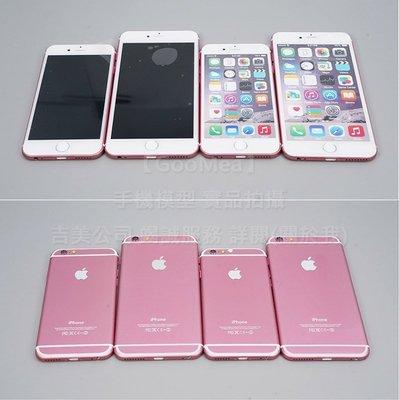 GooMea模型金屬Apple蘋果iPhone 6 6S Plus 5.5吋展示Dummy樣品假機交差上繳拍片1:1仿製 台北市