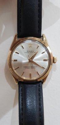 勞力士 Rolex vintage 1002 14k 金錶 古董錶