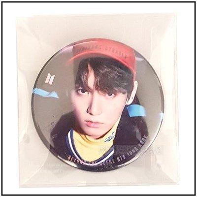 K-POP Market。韓國進口 正韓版 BTS 防彈少年團 Jung Kook 田柾國 全柾國 別針胸章徽章