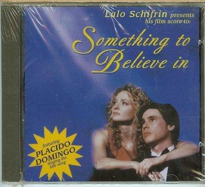 """曲奇男女(Something to Believe In)""- Lalo Schifrin(10),全新美版"