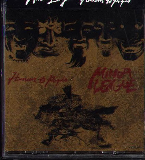 K ~ MINOR LEAGUE ~ HUMAN TO PEOPLE ~ 日版 ~ NEW