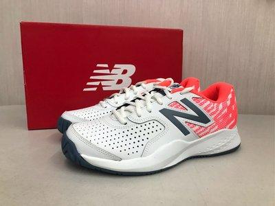 免運特價優惠 New Balance 紐巴倫 MC 696v3 2E楦頭 tennis 女款 網球鞋 桃園市