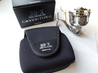 【NINA釣具】2015 SHIMANO BB-X TECHNIUM C4000 D TYPE-G 手煞車捲線器