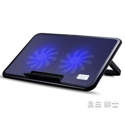 散熱座諾西筆電電腦散熱器風扇聯想華碩14寸15.6寸散熱底座板墊 支架