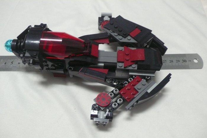 紫色小館-66--A--------樂高玩具{8}