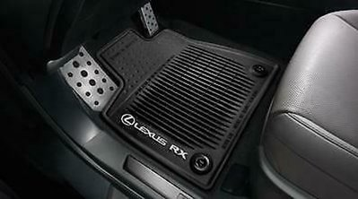 【冠亦汽車】LEXUS RX200t RX300 RX350 RX450h 北美原廠 防水 防滑 腳踏墊