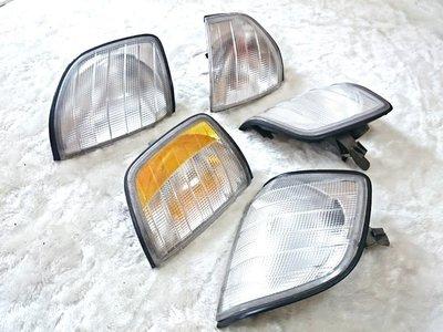 賓士 w124 w202 w140 原廠 bosch 角燈 方向燈 s320 e220 e280 c240 德祥行