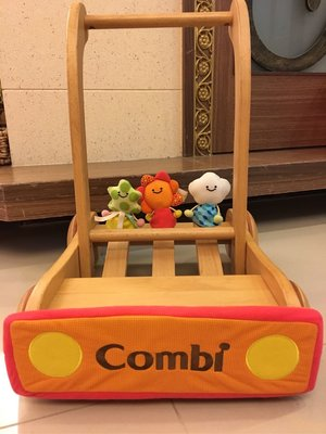 Combi COMBI Fabuna系列 遊行車 學步車 助步車 7成新