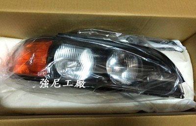 全新寶馬 BMW E39 大燈 燈殼 燈罩 塑膠面 台北市