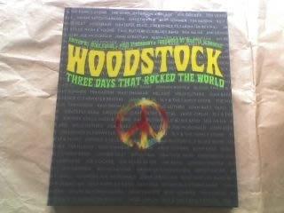 Evans/ Kingsbury-Woodstock: Three Days That Rocked The World烏茲塔克音樂節全記錄