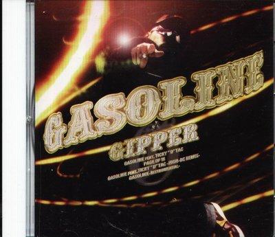 K - GIPPER - GASOLINE - 日版 CD