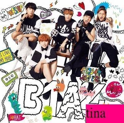 B1A4日文單曲 What's Happening? 日本普通版收「Beautiful Target」日文版全新未拆孔燦
