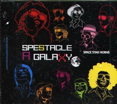 K - space star horns - SPESTACLE A GALAXY - 日版 CD
