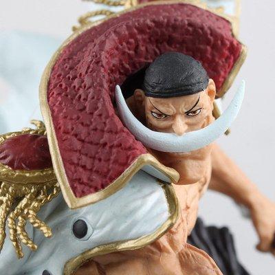 【預購+免運費】海賊王/航海王 GOLD劇場版 一番賞 B賞黃金白胡子 盒裝手辦