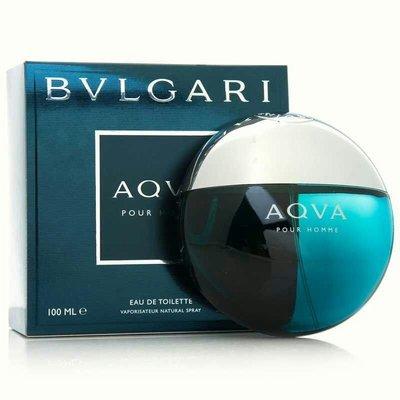 BVLGARI寶格麗 AQVA水能量男性淡香水100ml