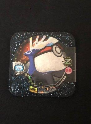 神奇寶貝Pokemon Tretta/神奇寶貝/ 第十三彈 X鹿  四星哲爾尼亞斯